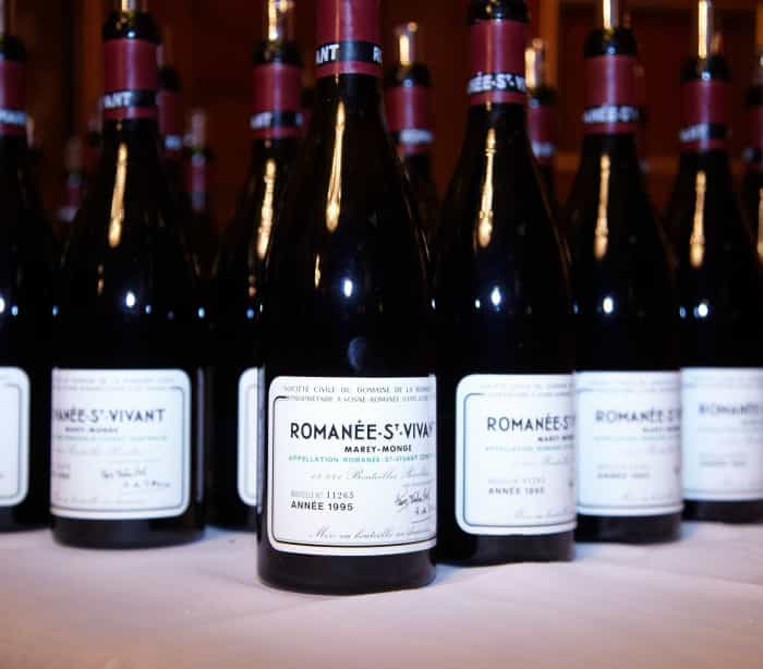 Conheça os vinhos mais caros do mundo em 2015