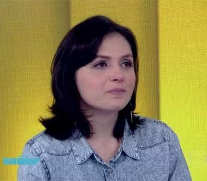 Monica Iozzi está cotada para estrelar série na Globo
