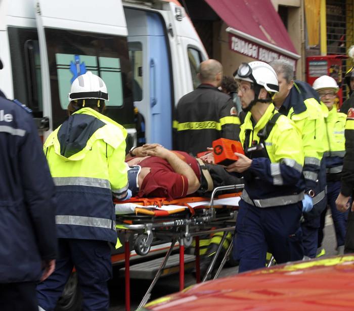 Explosão em prédio na Itália faz cinco mortos