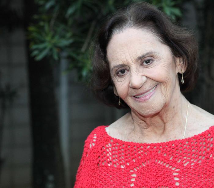 Laura Cardoso ri sobre boato de morte:
