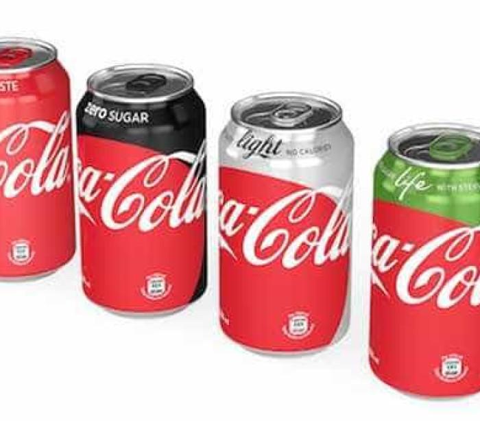Coca-cola cria design global para embalagens