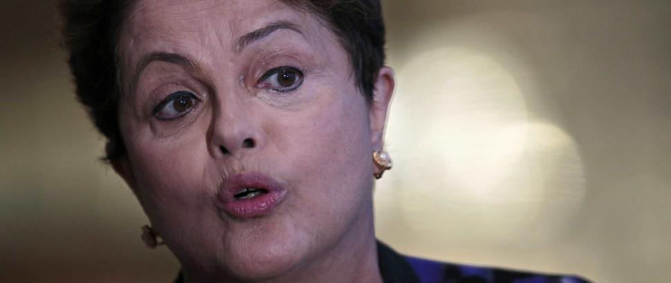 Dilma despede-se de Márcio Thomaz Bastos