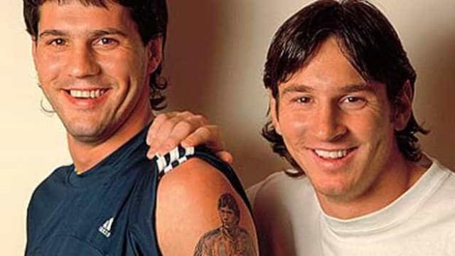 Detido após acidente e discussão, irmão de Messi é liberado na Argentina
