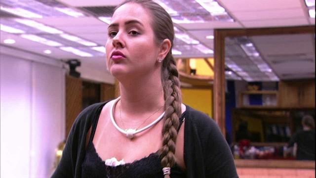 Foto do site da  que mostra Eliminada com recorde de votos, Patrícia rebate críticas: 'Não julguem'