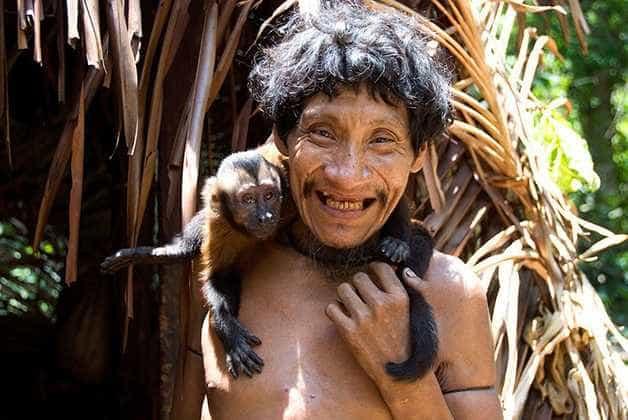 Indígenas Awá
