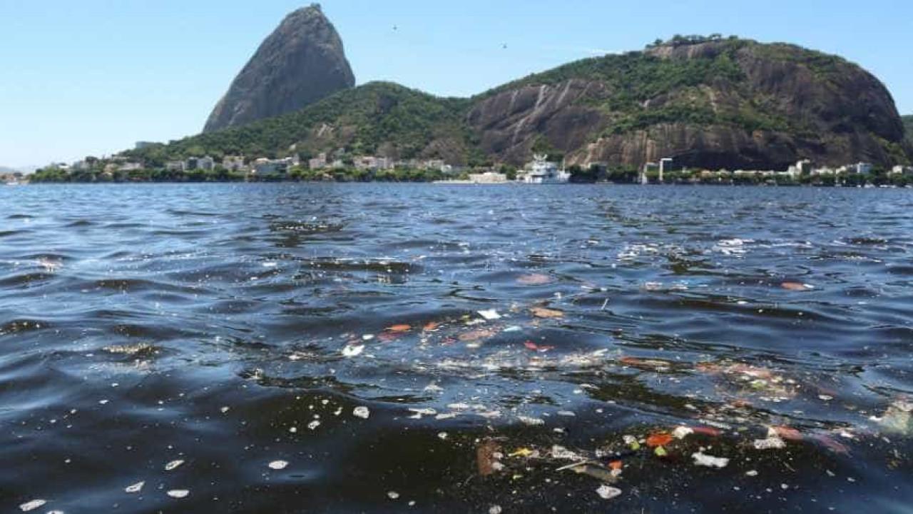 Mesmo poluída, Baía de Guanabara é fonte de renda para pescadores