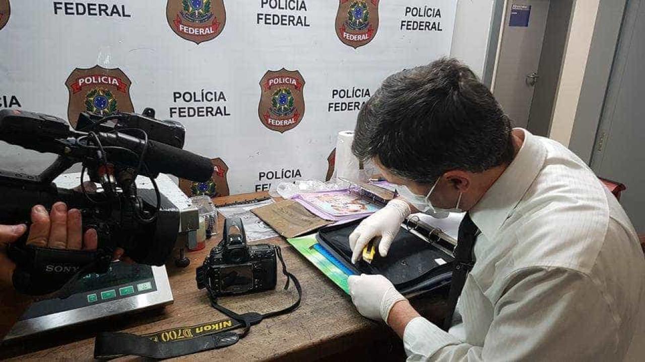 Reality show da RedeTV! fecha parceria com a Polícia Federal