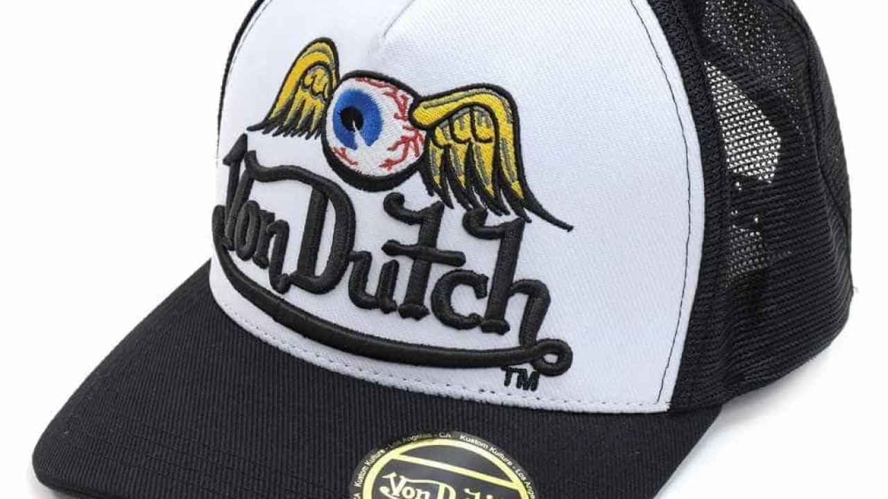 Boné Von Dutch, hit nos anos 2000, está de volta!