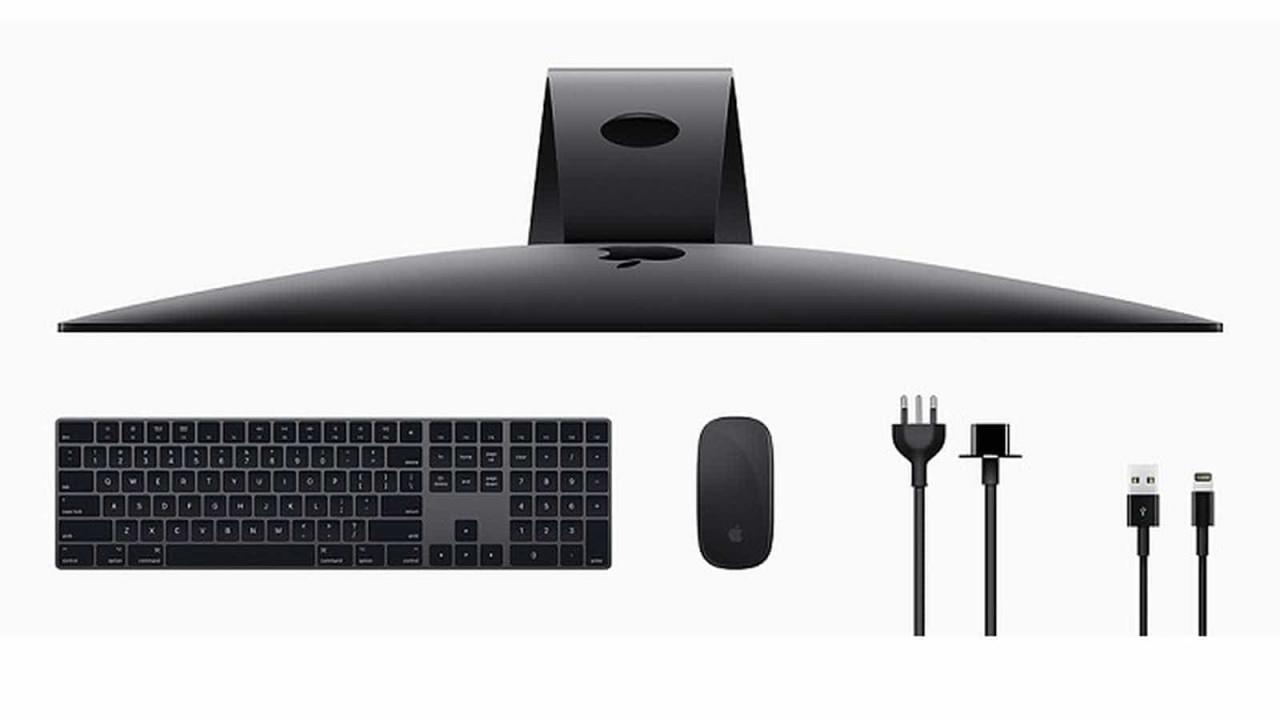 Atendendo a pedidos, Apple lança acessórios para o iMac Pro no Brasil
