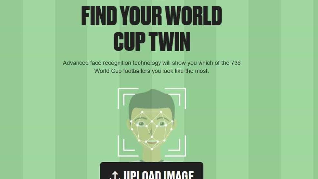 Saiba qual jogador da Copa do Mundo mais se parece com você