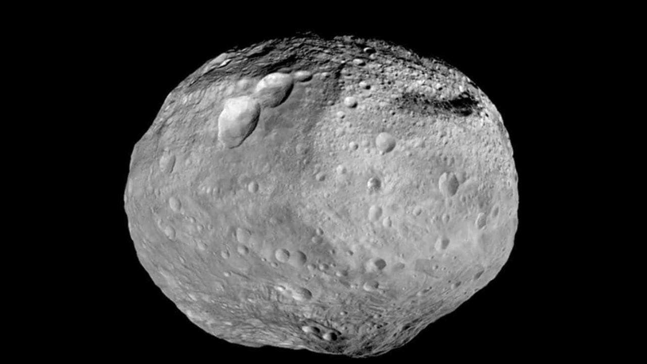 Nave japonesa envia dois minijipes a asteroide