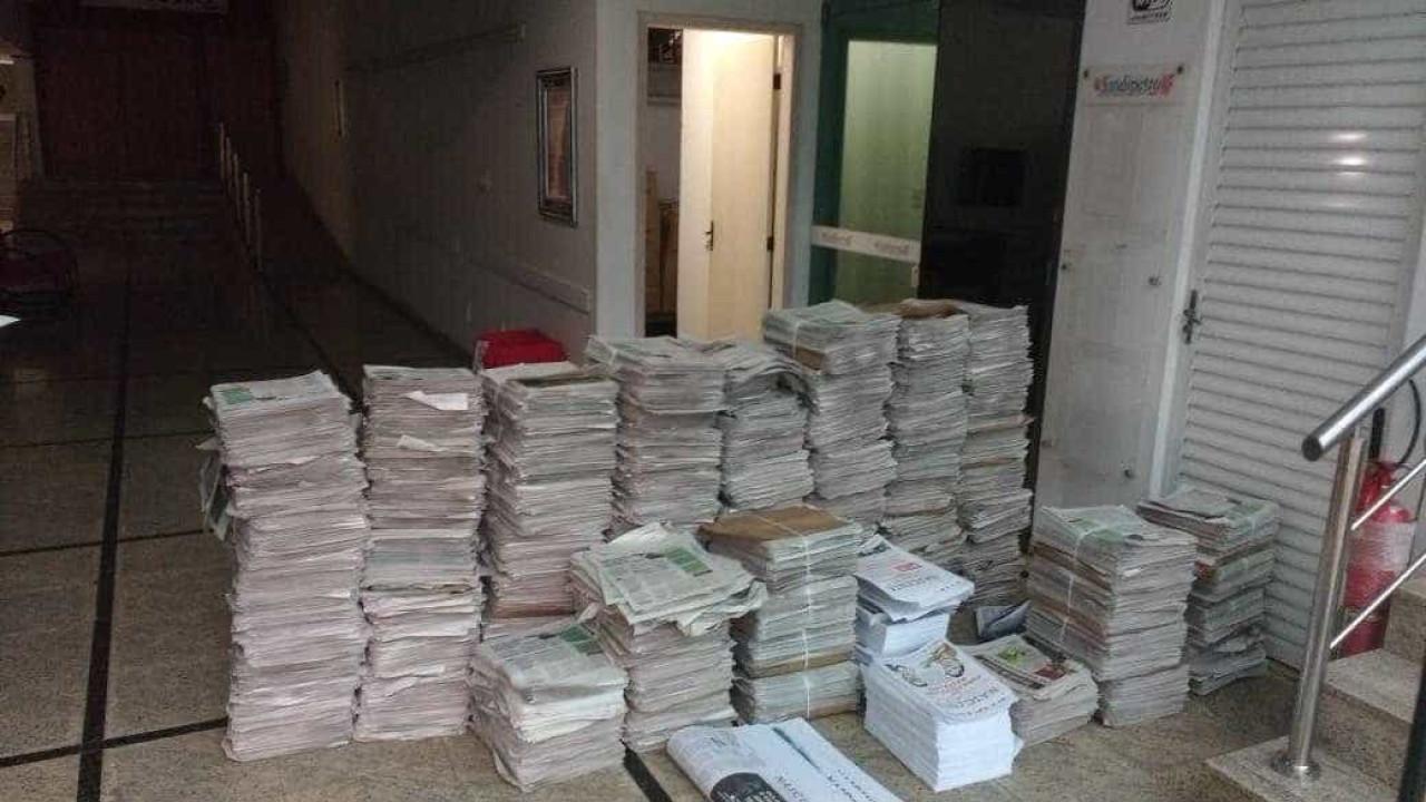 RJ: TRE recolhe jornais por suspeita de propaganda irregular para o PT
