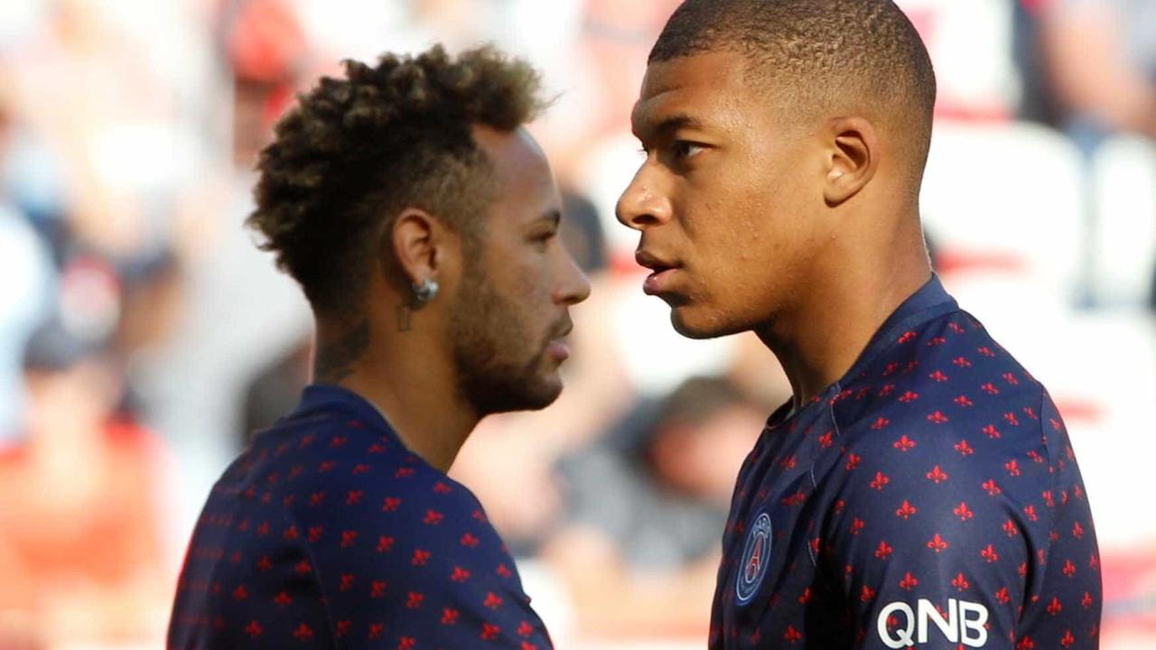PSG confirma lesões de Neymar e Mbappé, mas não dá prazo de recuperação