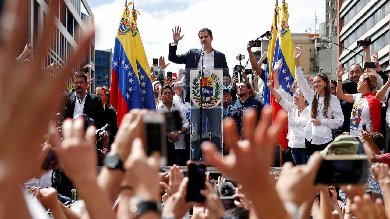 Saiba quem é Juan Guaidó, principal nome da oposição na Venezuela