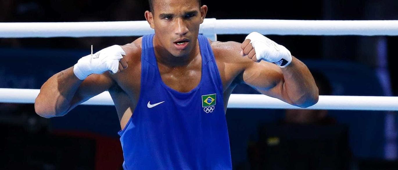 Esquiva Falcão desiste de disputar Jogos Olímpicos do Rio