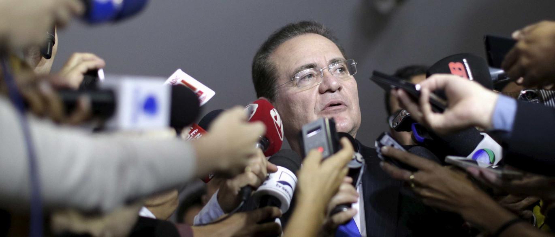 Renan acusa PF de ter usado 'métodos  fascistas' e diz que vai ao STF