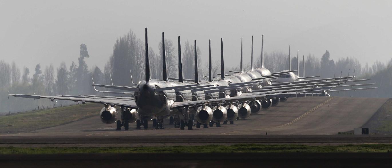 Aeronautas decretam estado de greve por mudanças na reforma