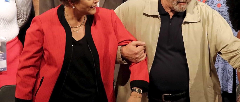 'Lula será candidato em 2018', afirma Dilma a publicação francesa