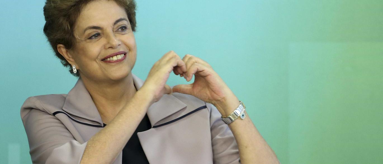 'Vaquinha virtual' de Dilma bate meta de R$ 500 mil em apenas dois dias