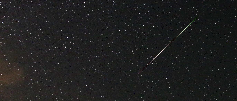 Chuva de meteoros poderá ser vista do Brasil nesta sexta-feira
