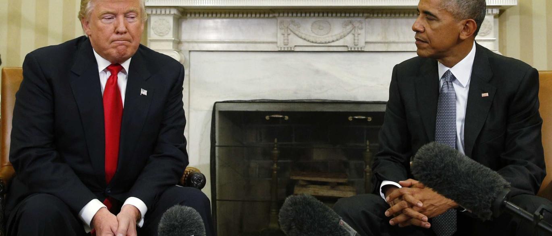 Trump: Obama sabia da 'interferência russa' e não fez nada