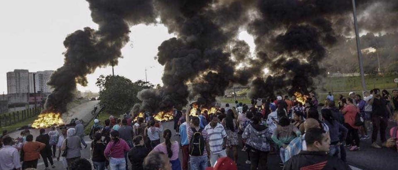 Brezilya: İşçilerden Ve Öğrencilerden Kemer Sıkma Politikalarına Karşı Eylem Günü
