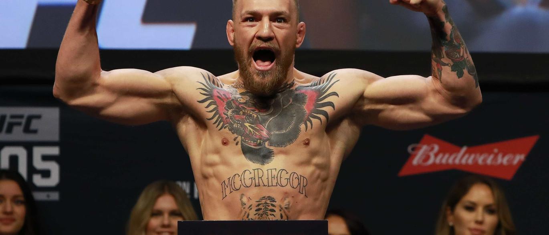 UFC quer metade do cachê de McGregor na sonhada luta contra Floyd