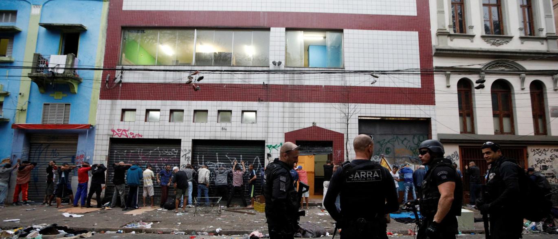 Comandante da PM diz que cracolândia 'não se resolve só com polícia'