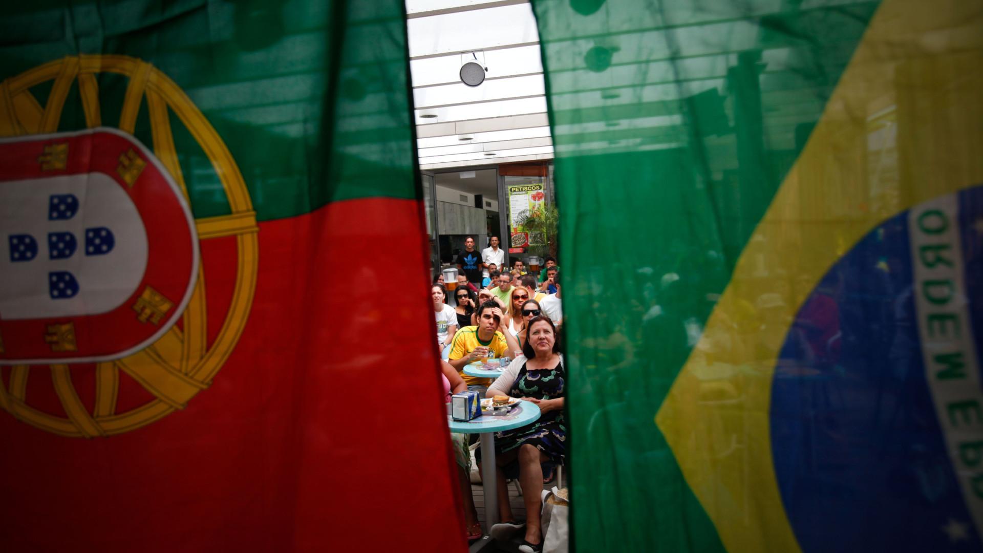 'Não sei onde Portugal vai colocar tanto brasileiro', diz conselheiro