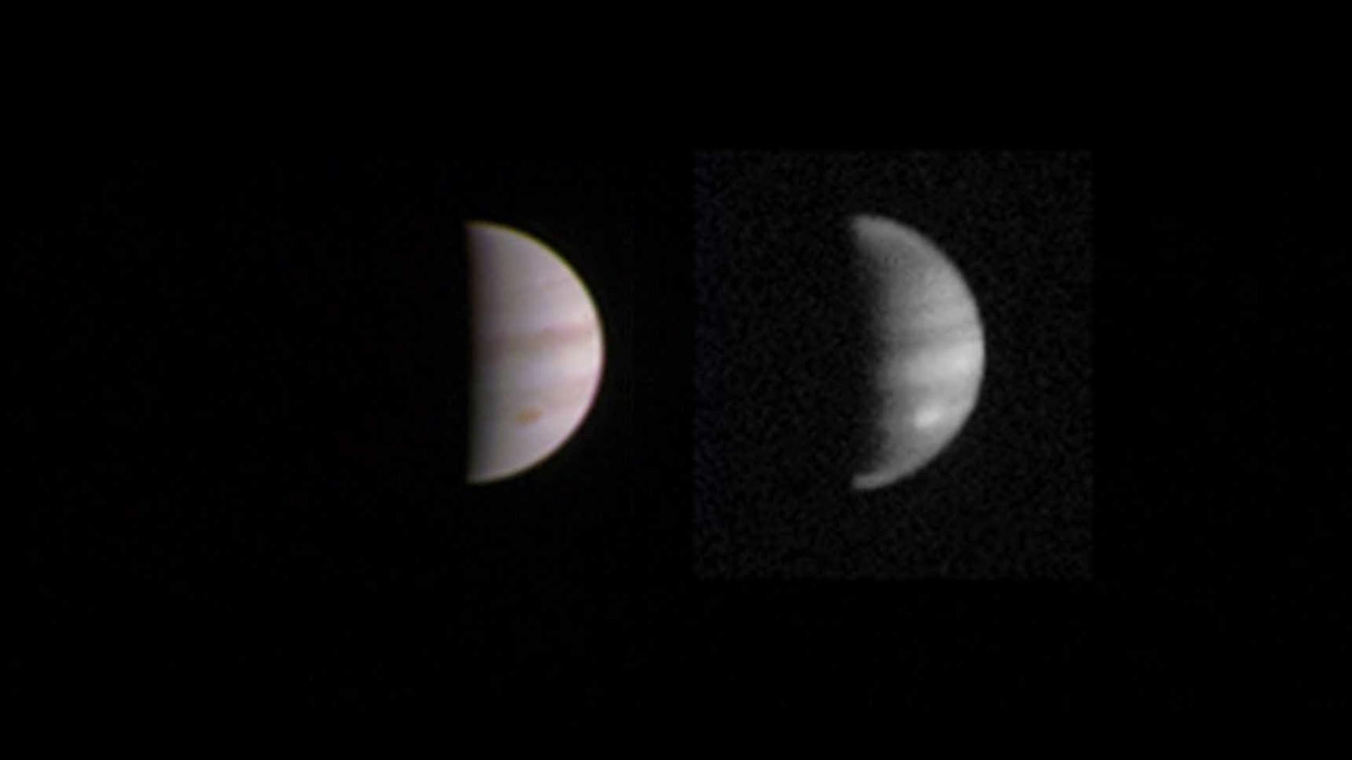 """NASA: Júpiter é um planeta """"genuinamente complicado"""""""
