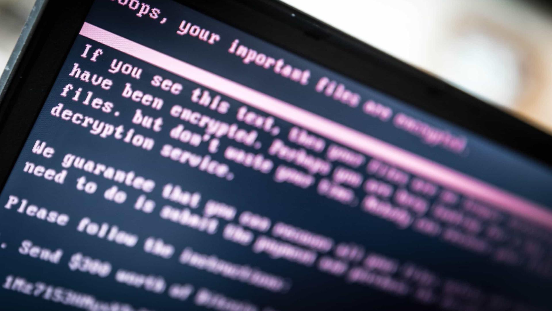 Ataque cibernético global pode custar  até 121 bilhões de dólares