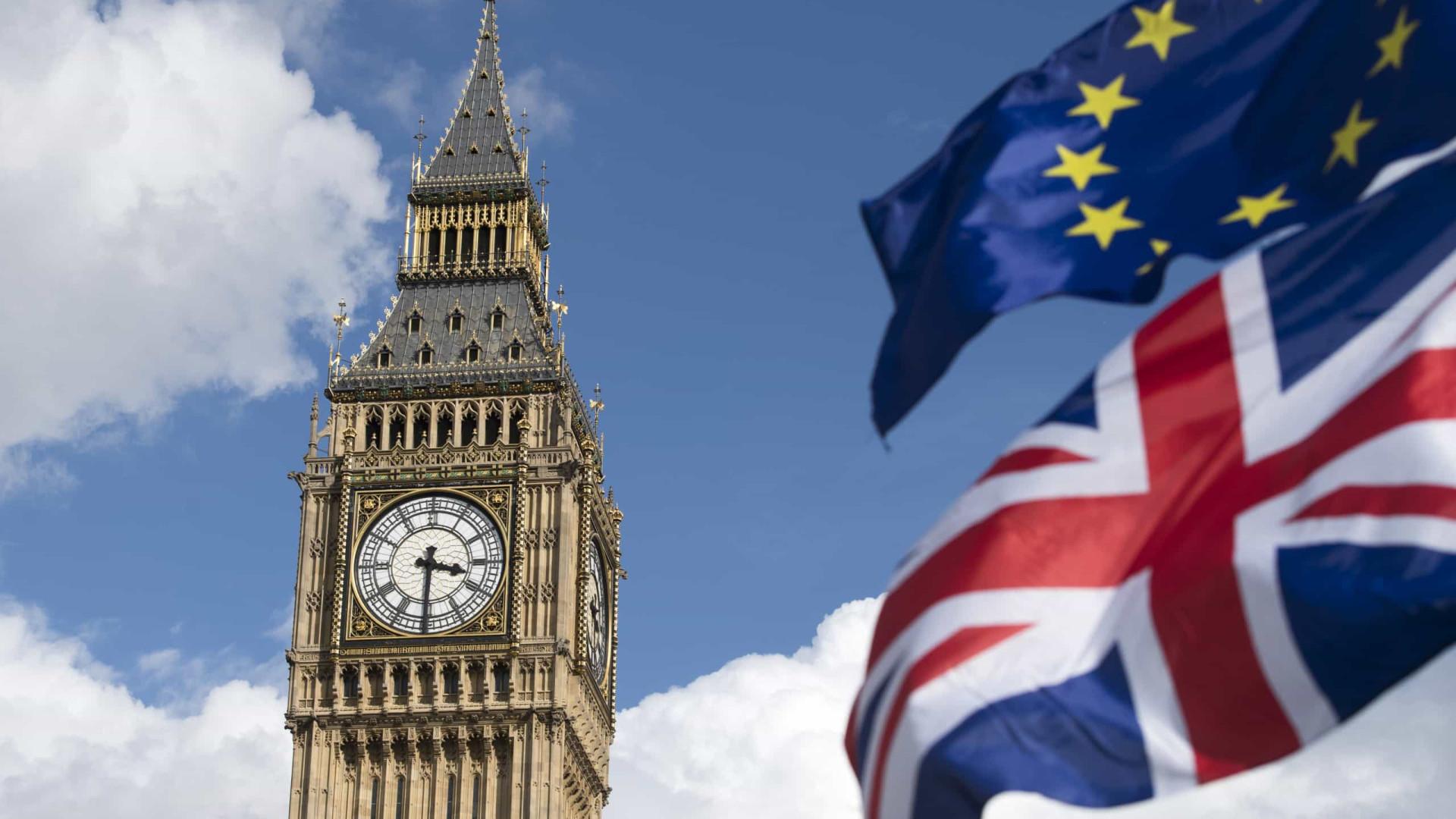 Mais de 100 mil são esperados em Londres em marcha por novo referendo