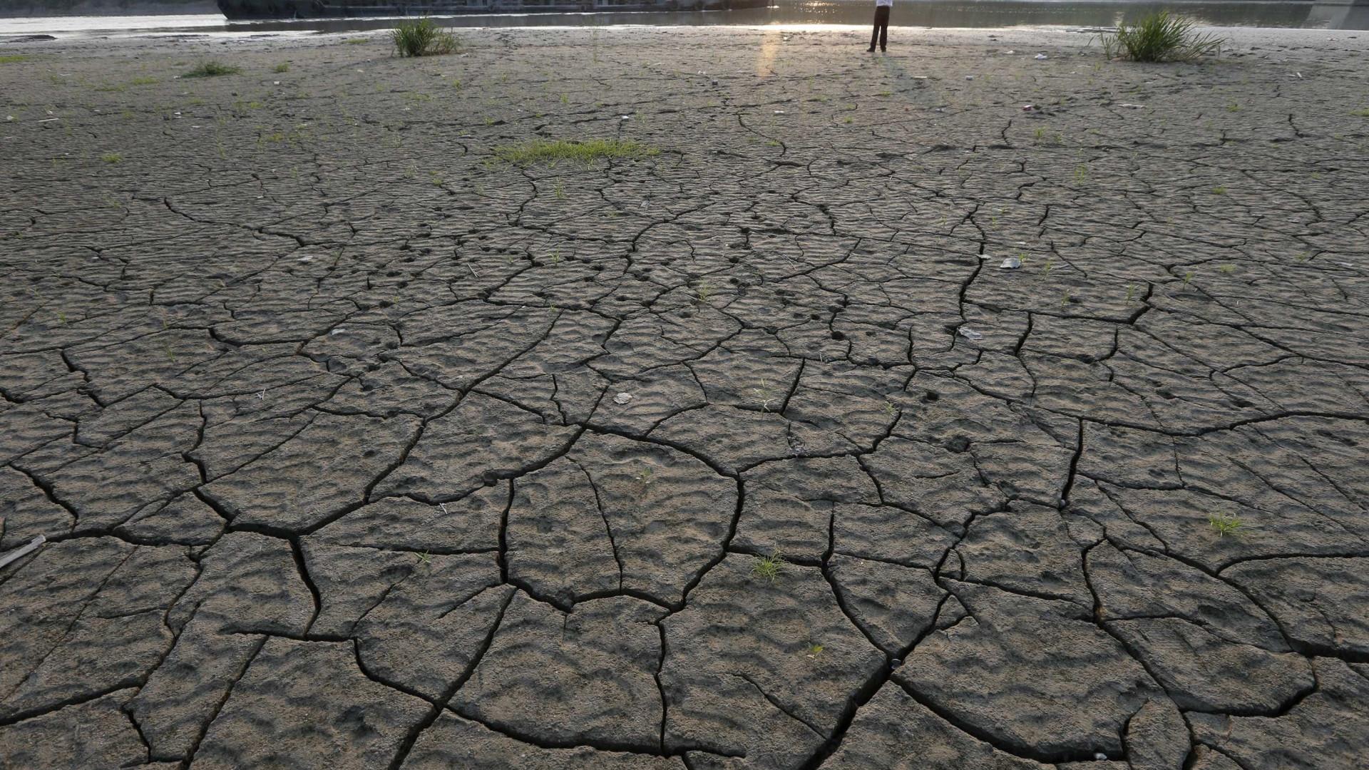 Maior reservatório do Nordeste opera com apenas 5% de volume útil
