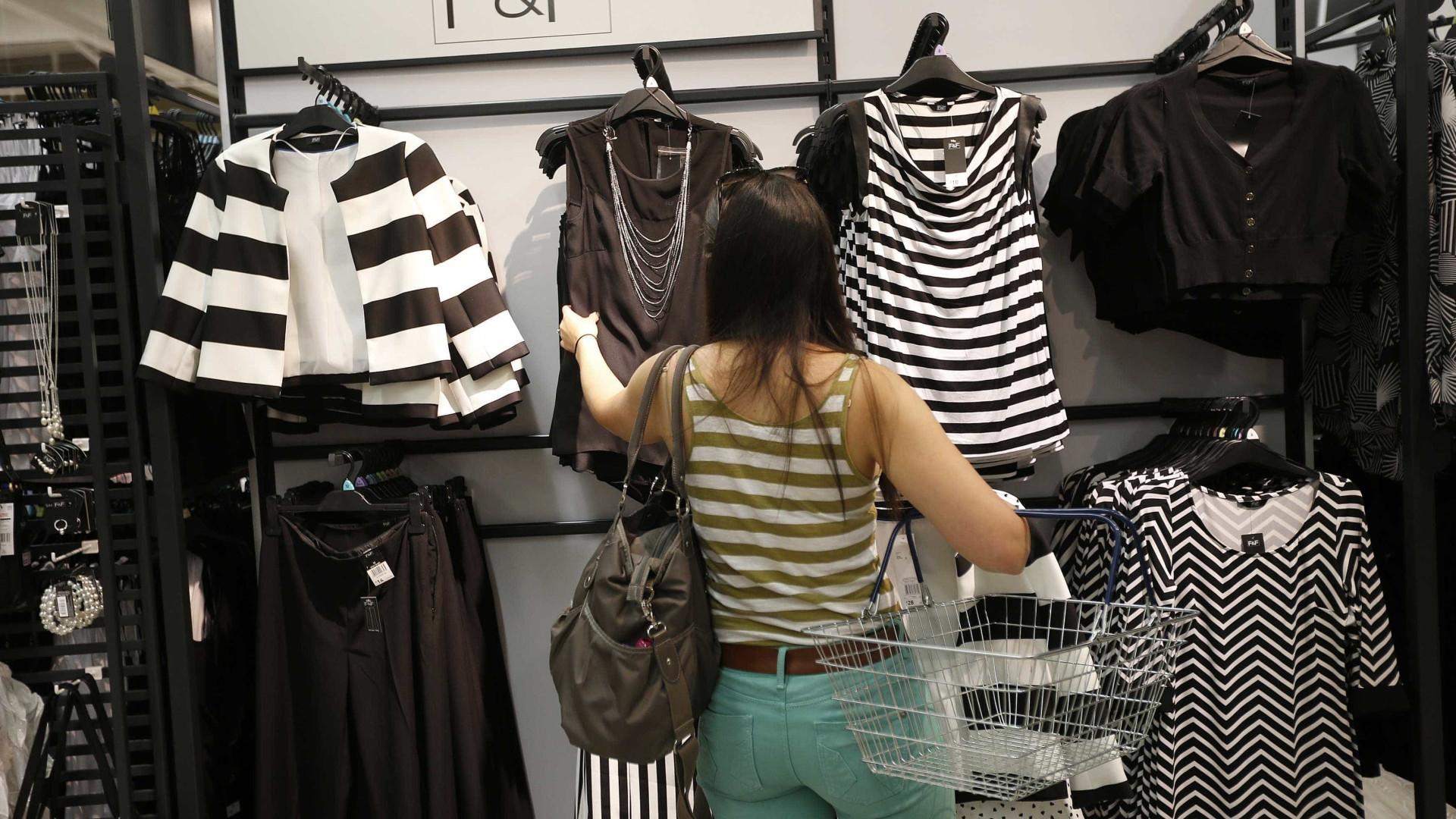 Vendas no varejo brasileiro avançam 1% em abril, diz IBGE