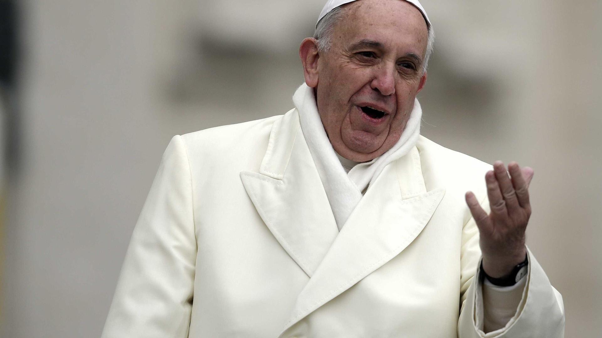 Em missa, Papa fala de trágedia  e 'dor do povo brasileiro'; veja