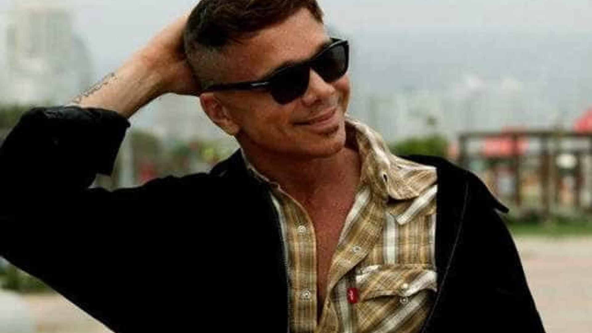 Netinho fala sobre coincidência com personagem: 'Fui dado como morto'