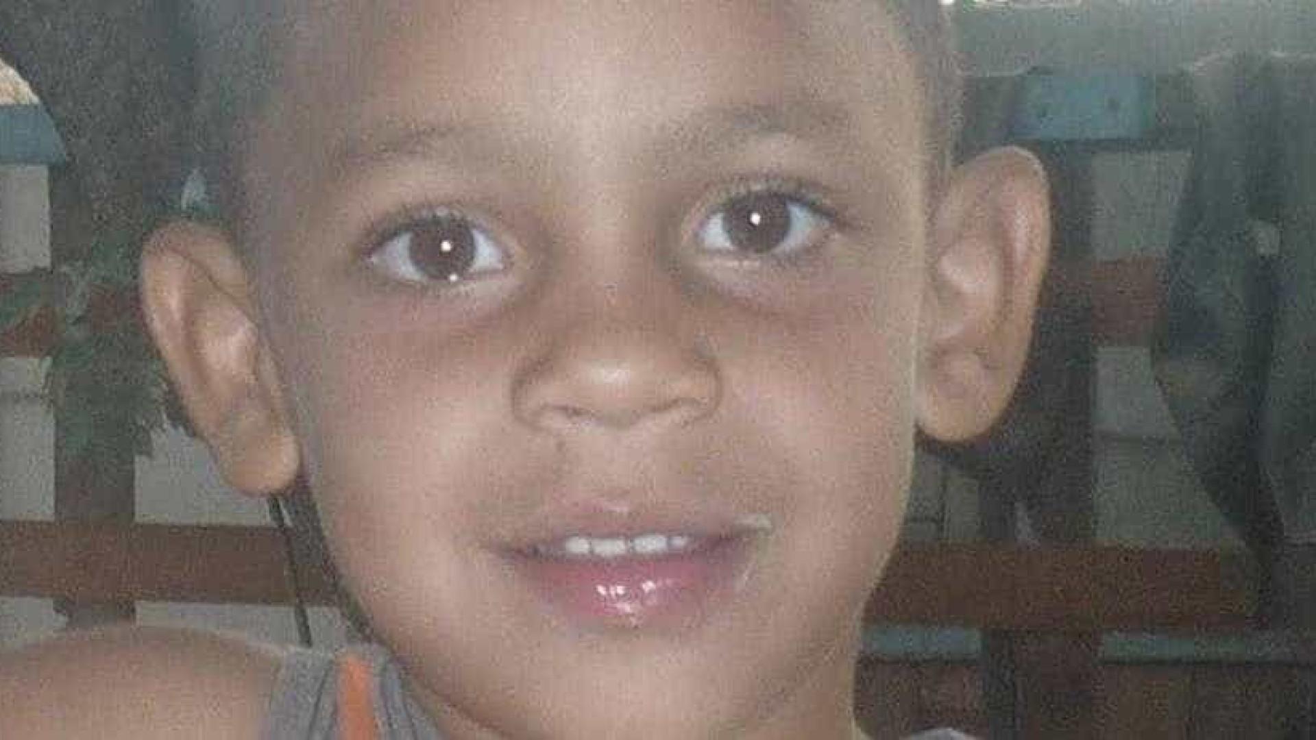 Menino de 4 anos desaparecido em Indiara