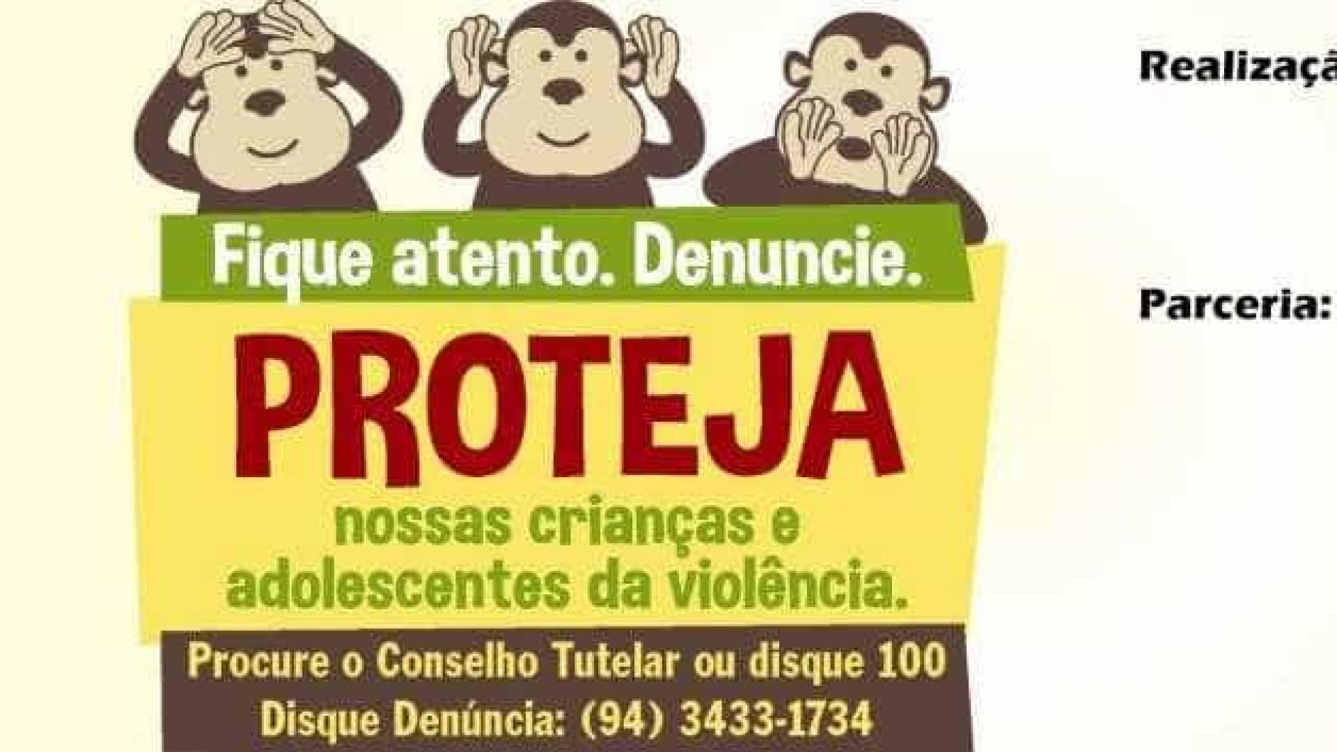 Campanha contra exploração sexual durante a Copa é lançada em Brasília