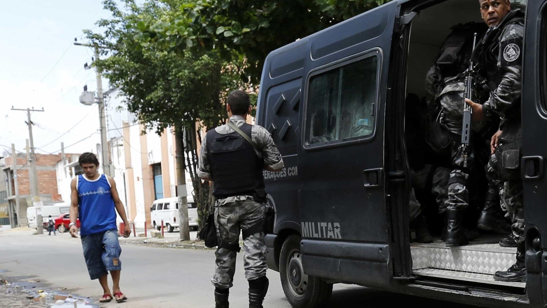 Operação contra o tráfico e crime organizado mobiliza 320 policiais
