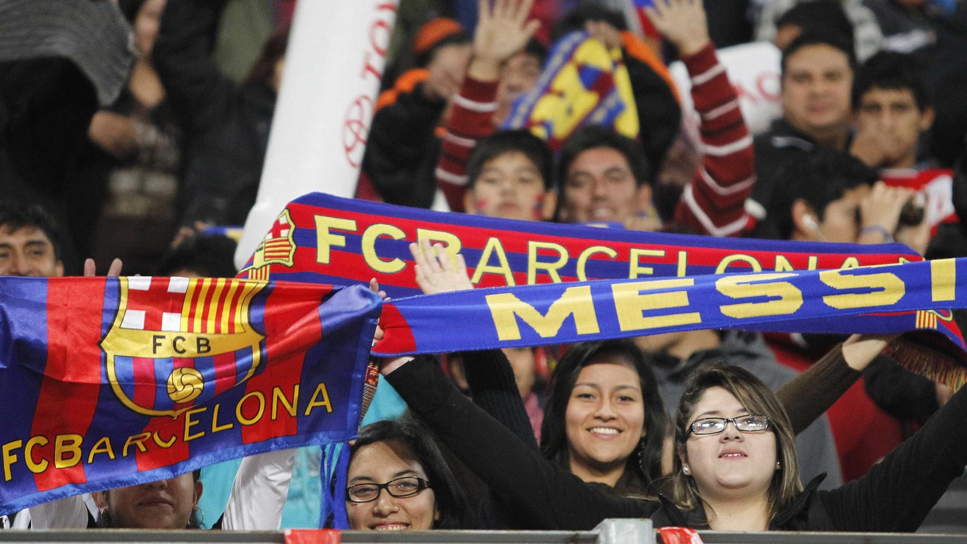 Barcelona - Las Palma vai jogar-se à porta fechada