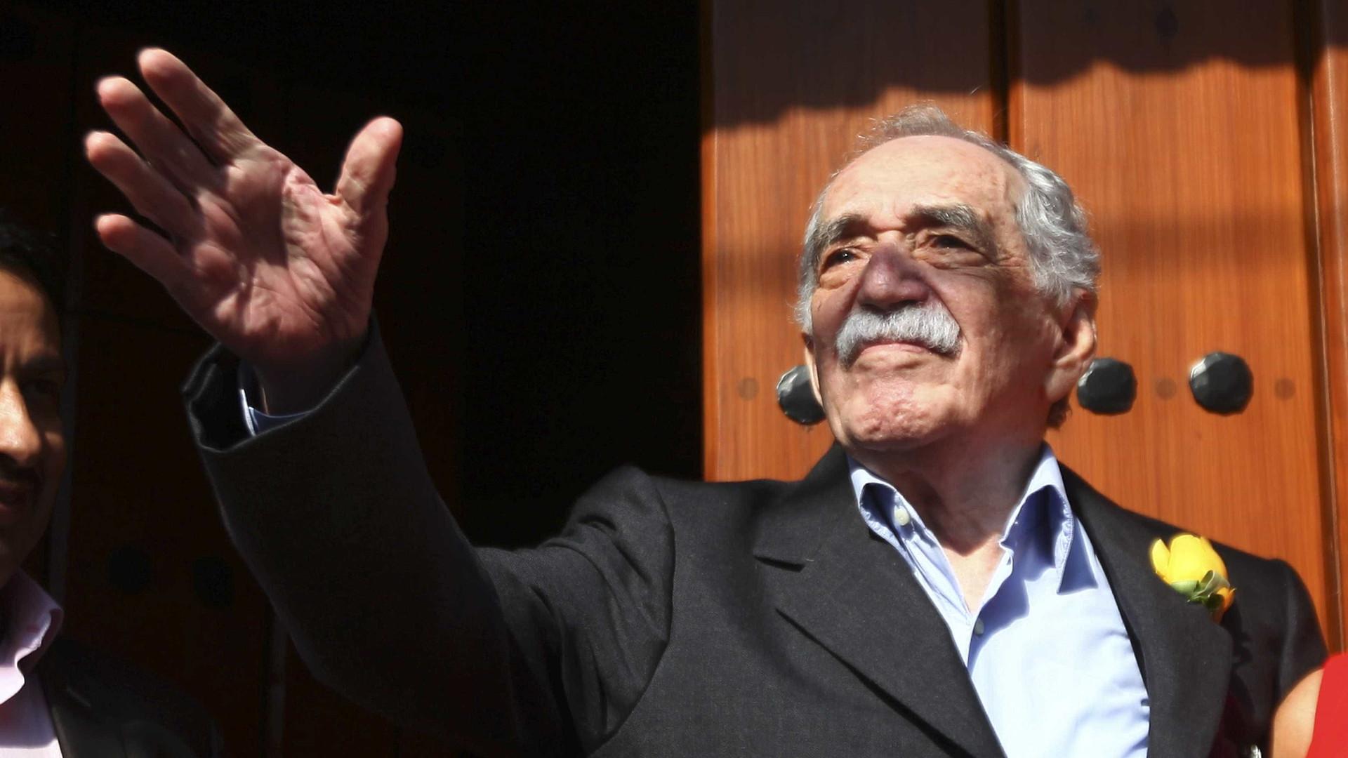 Quatro textos inéditos de Gabriel García Márquez são descobertos