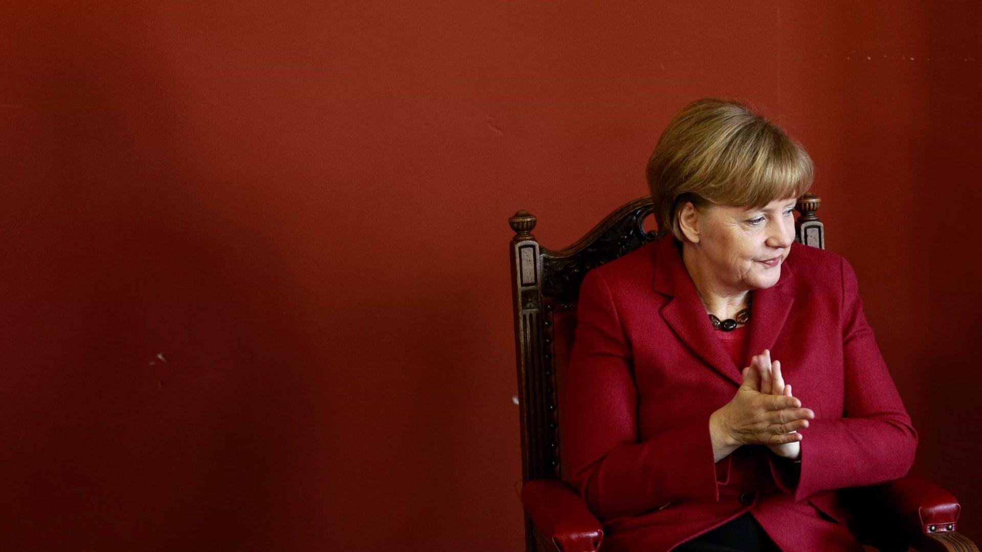 Merkel lidera lista das 100 mulheres mais poderosas da 'Forbes'