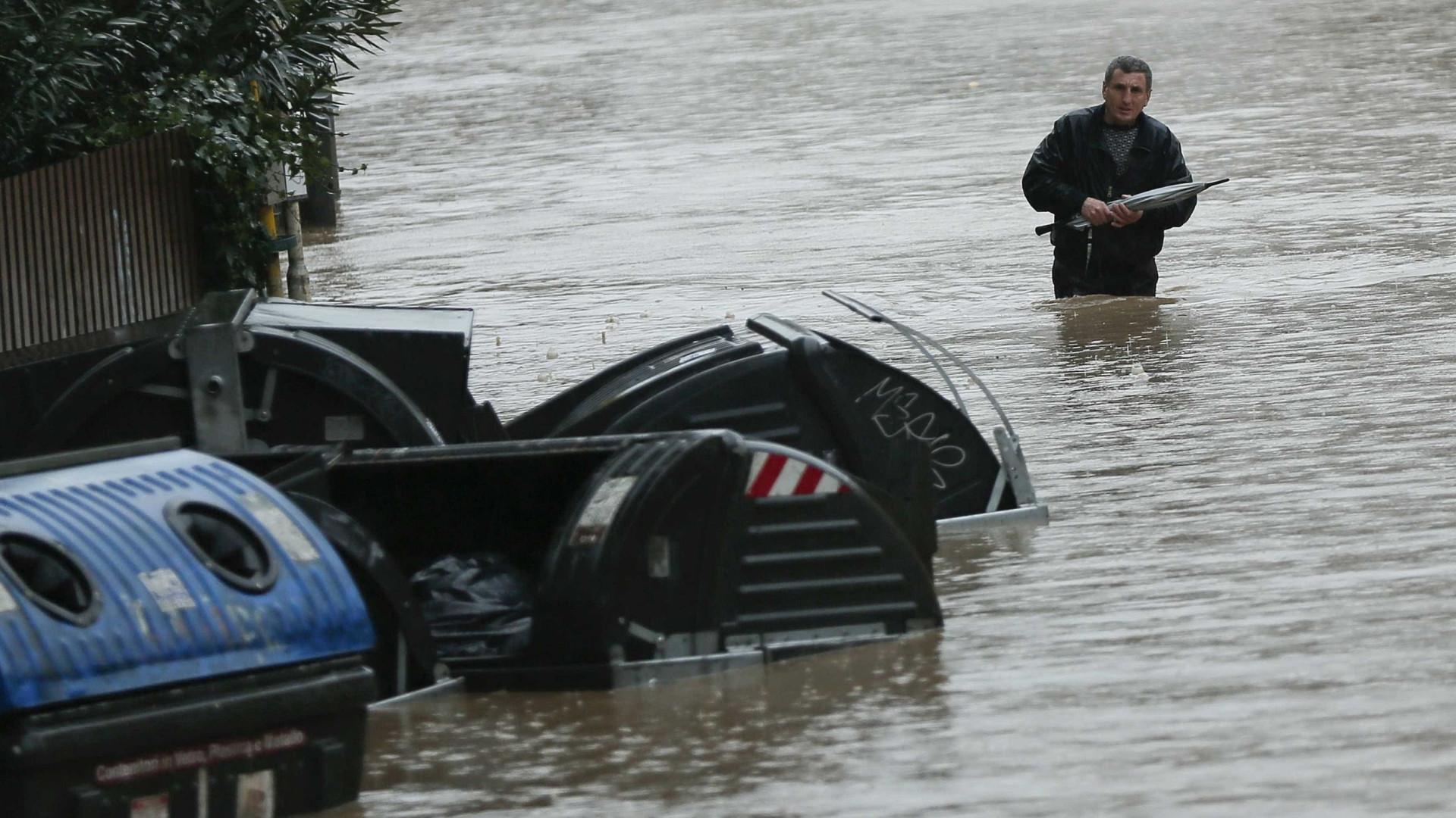 Fortes chuvas matam sete pessoas na Jordânia