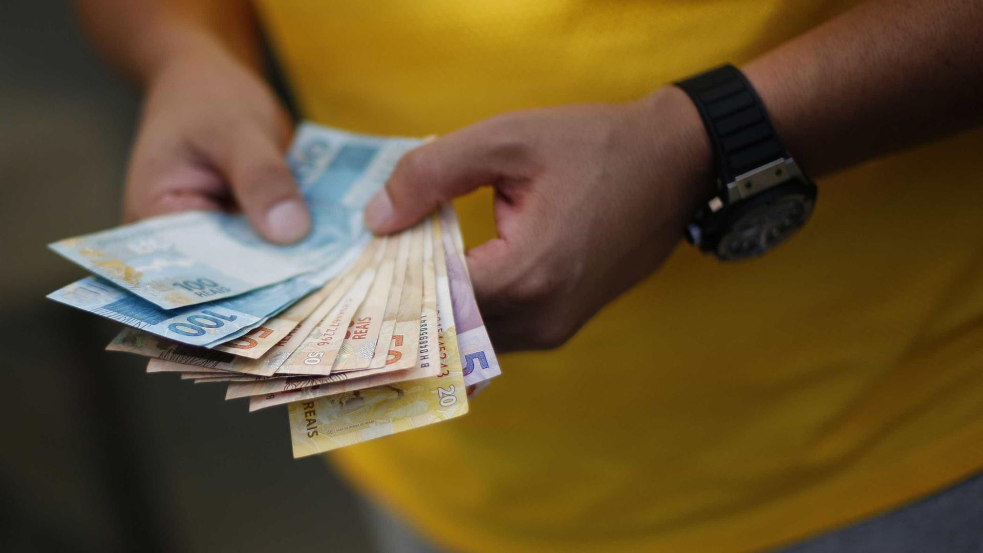 92% dos salários atrasados de  novembro pagos nesta semana