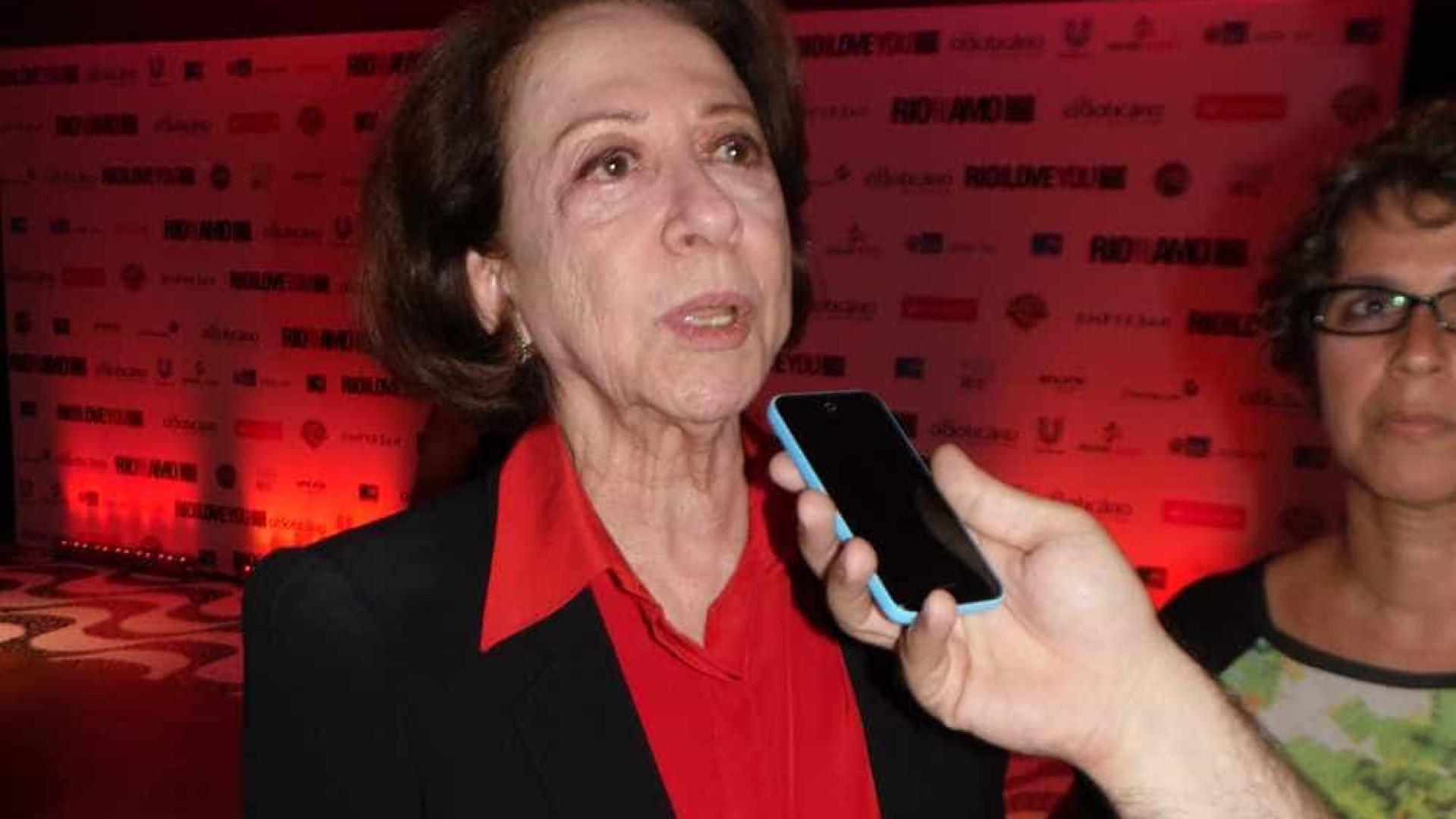 Fernanda Montenegro critica censura artística e recebe ameaça de morte
