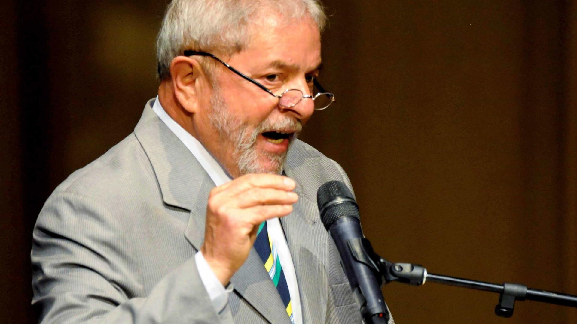 Ganhamos com um discurso e depois tivemos que mudar, admite Lula