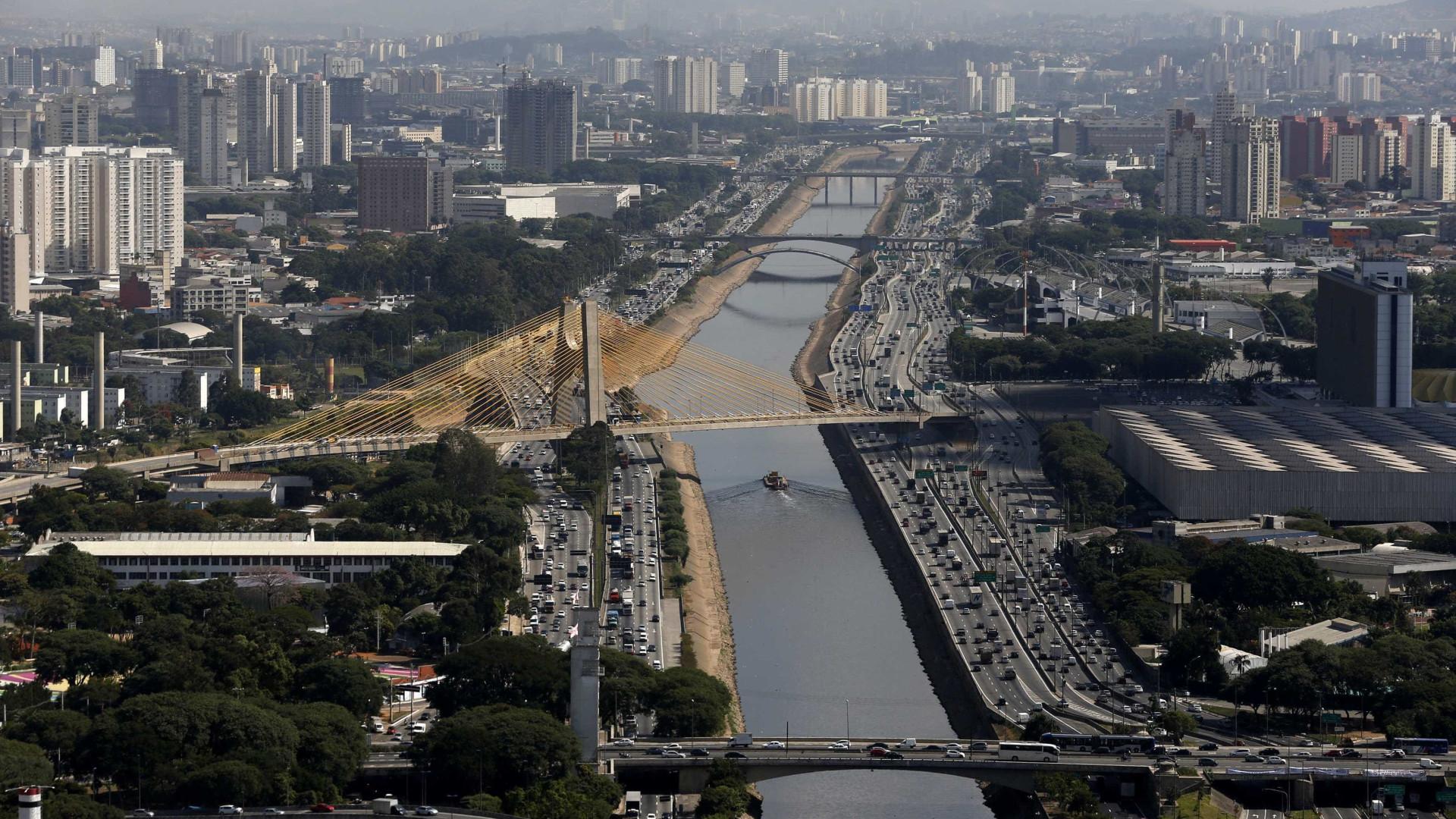 Mortes no trânsito de São Paulo têm leve queda no mês de setembro