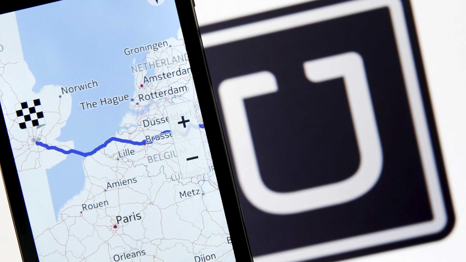 Uber omitiu ataque que roubou dados de 57 milhões de usuários
