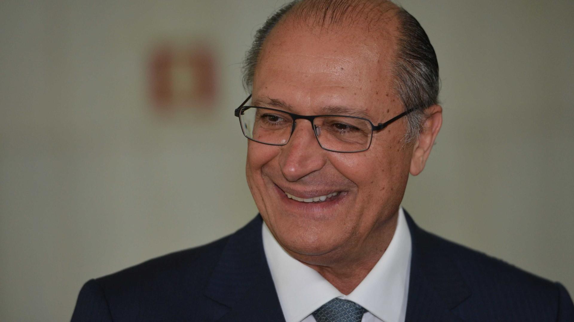 Alckmin aposta na transposição do Rio Tocantins para o Nordeste