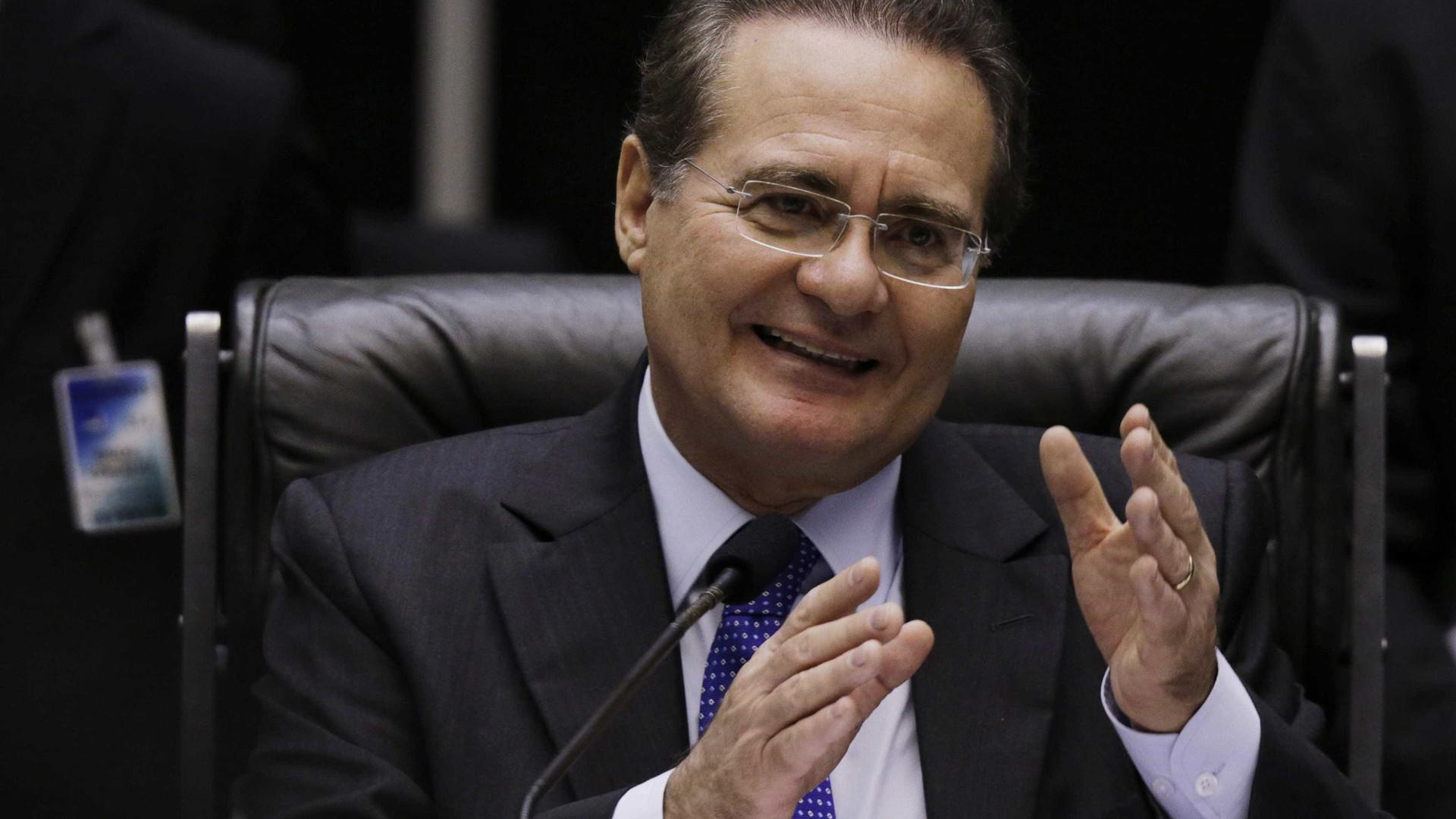 PF diz que PGR impediu continuidade de investigação sobre Renan